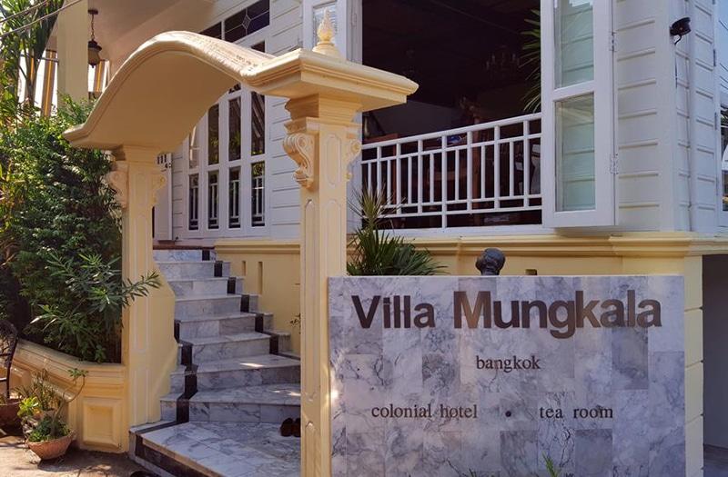 Hotel perto das principais atrações de Bangkok