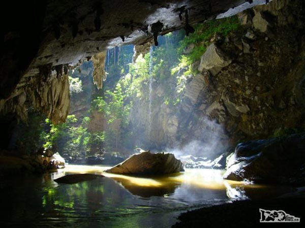 Destinos turísticos no Brasil.