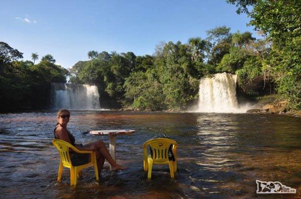Destinos mais bonitos do Brasil.