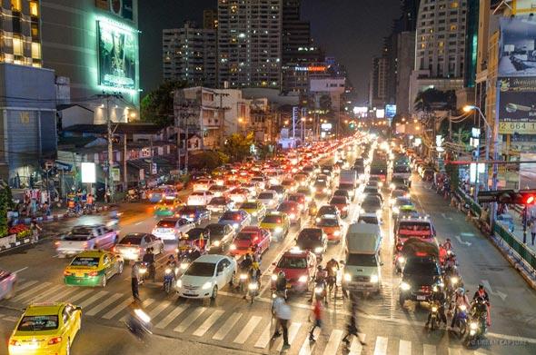 Dicas de hotéis em Bangkok.