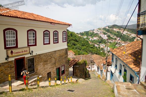 Dicas de restaurantes em Ouro Preto.