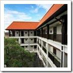 Hotel en Khao San Road.