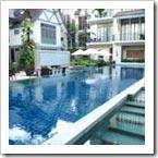 Melhores hotéis em Bangkok.