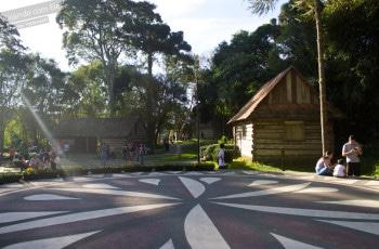 Parque em homenagem a João Paulo II.