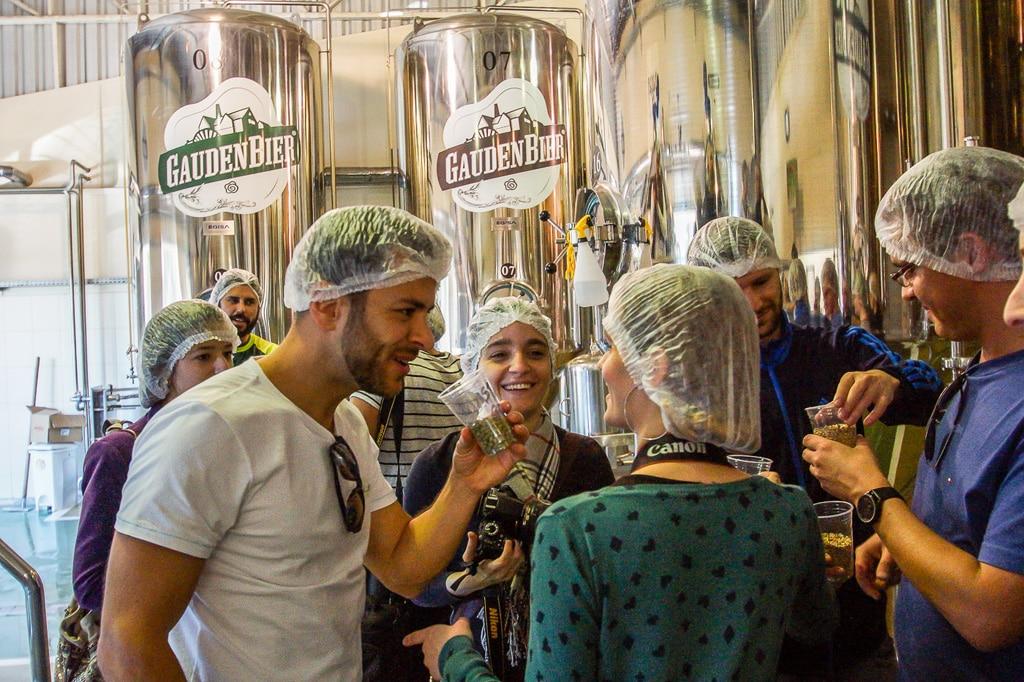 Roteiro cervejarias de Curitiba.