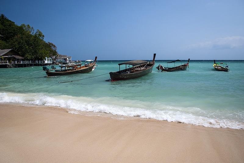 Onde se hospedar nas ilhas da Tailândia