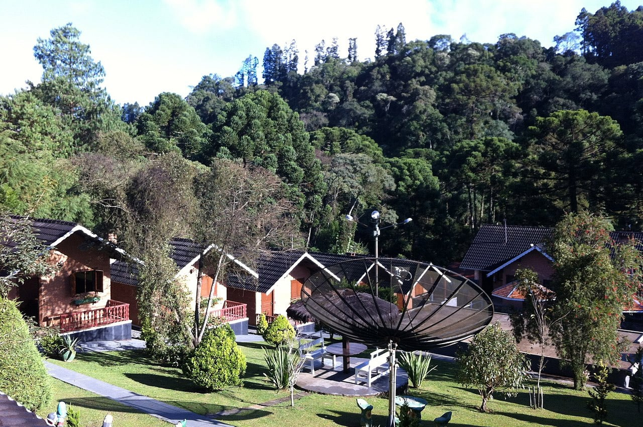monte verde hotéis