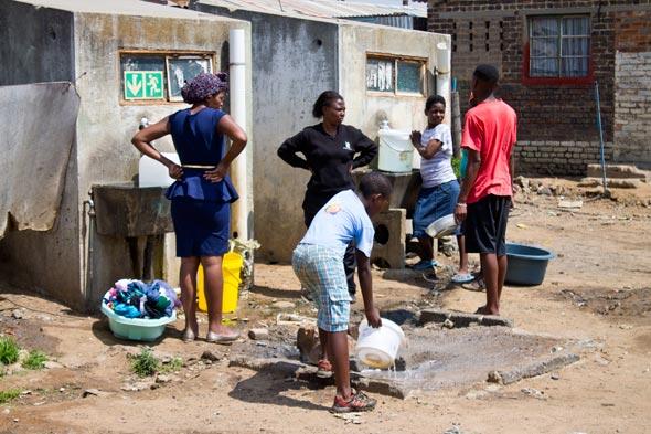 Soweto, o maior bairro do mundo.