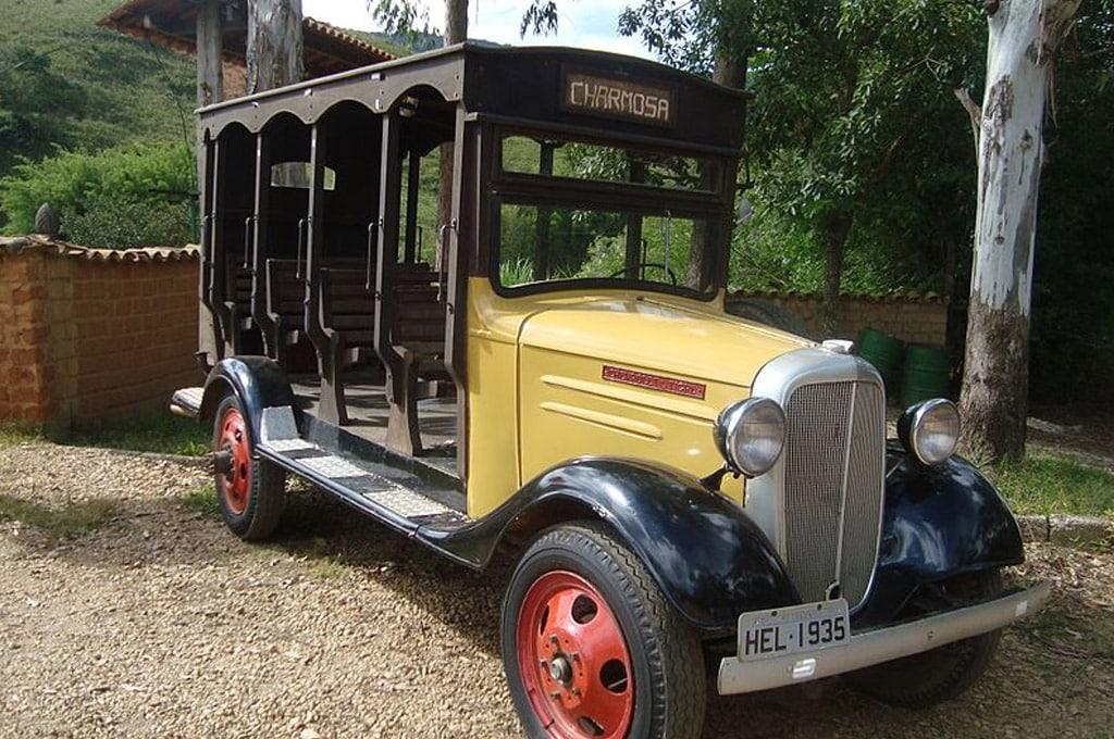 Museu do Automóvel bichinho