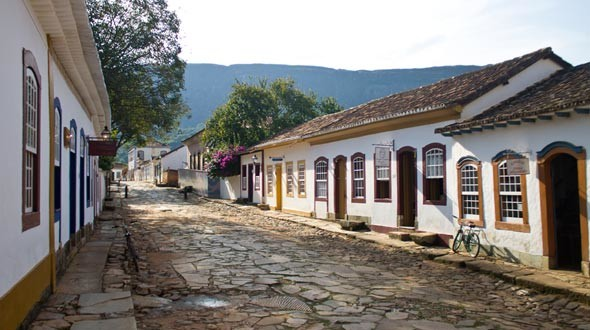 Pontos turísticos de Tiradentes.