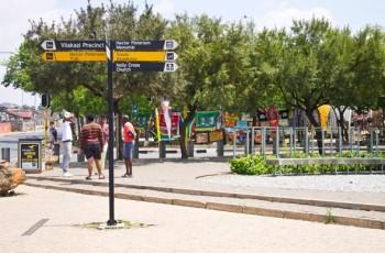 Atrações do Soweto.