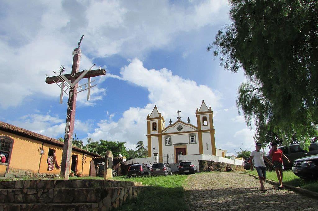 igrejas em bichinho