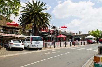 O que fazer no Soweto.