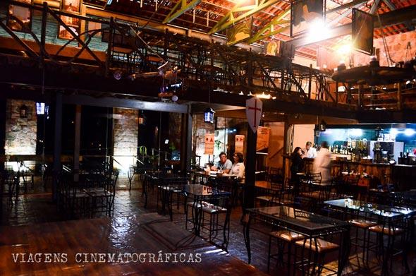 Restaurante em Lavras Novas.