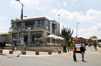 Onde comer no Soweto.