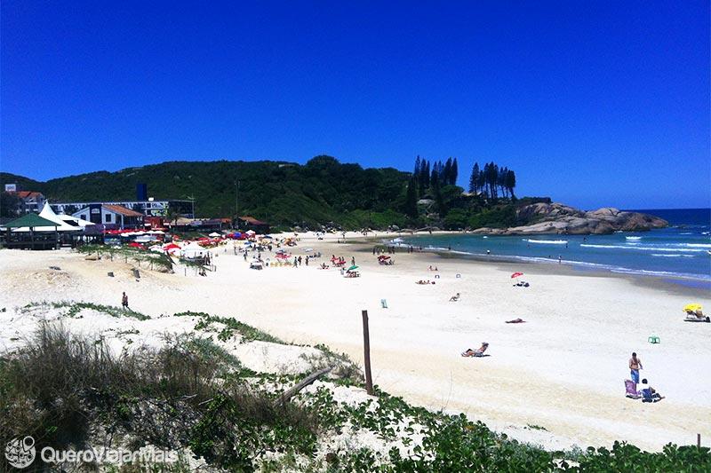 Praias de Santa Catarina.