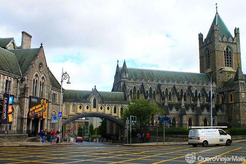 Atrações turísticas na Irlanda