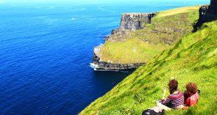 Lindas fotos de uma viagem para a Irlanda