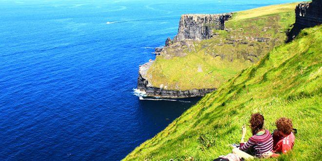 As paisagens da Irlanda