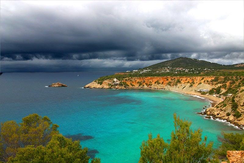 Pontos turísticos na Espanha