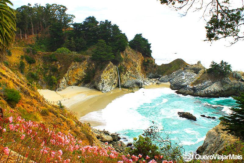 Blog de viagem na Califórnia