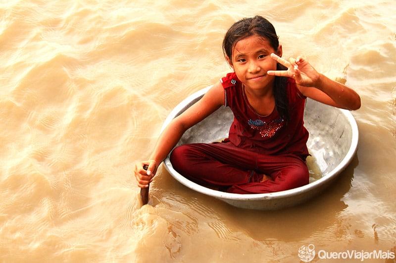 Turismo no Cambodia