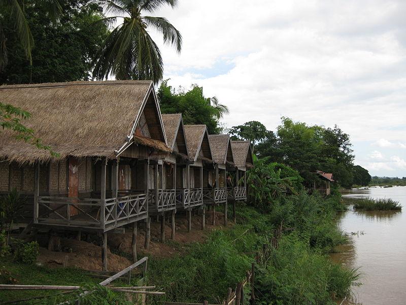 Atrações turísticas no Laos