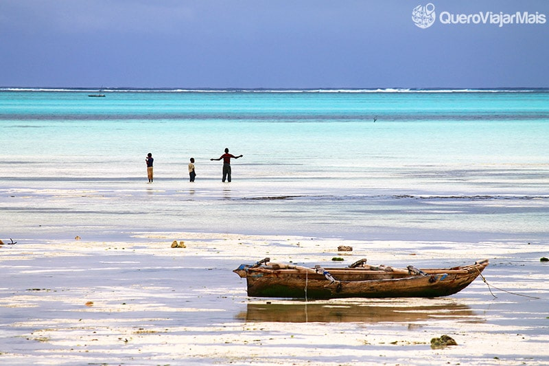 Turismo na ilha de Zanzibar na Tanzânia
