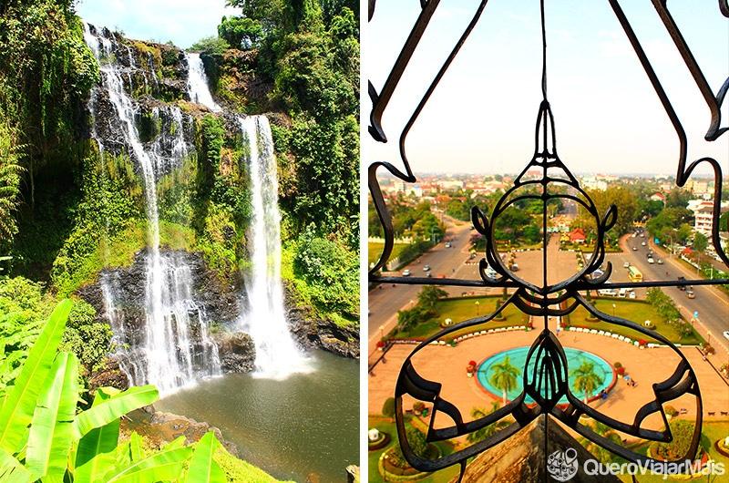 O que fazer numa viagem de turismo pelo Laos