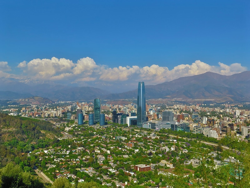 Roteiro de 2 dias em Santiago