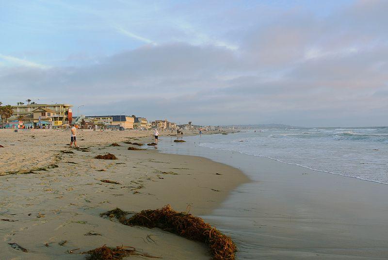 Dicas sobre Pacific Beach / San Diego