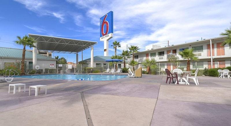 Onde ficar em Las Vegas Barato