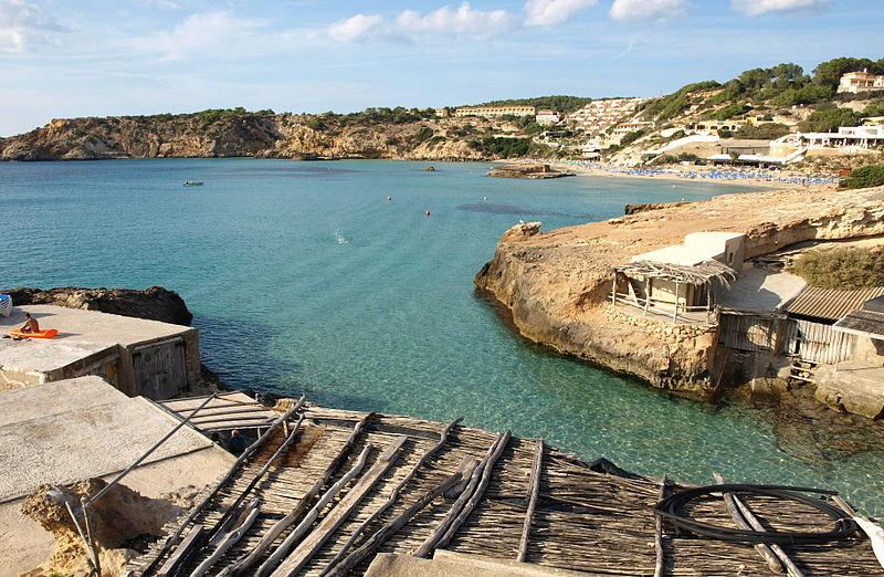 Pontos turísticos de Ibiza