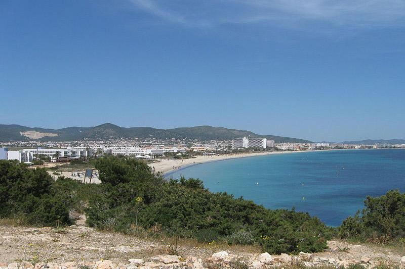 Viagem para Ibiza
