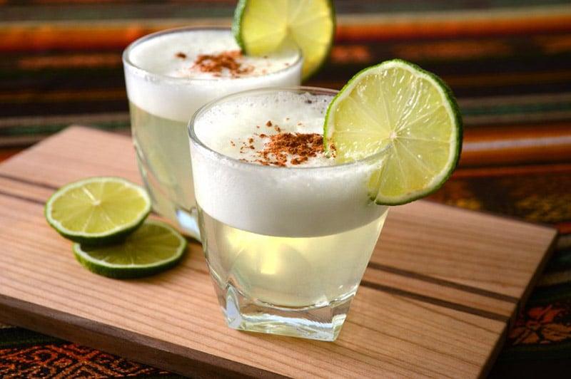 Bebidas típicas do Chile