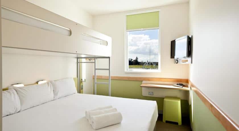 Hotel bom e barato em Auckland