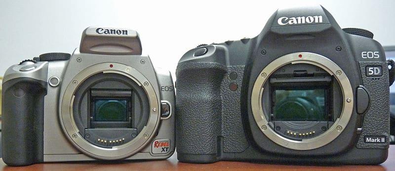 Melhor máquina fotografica para viajar