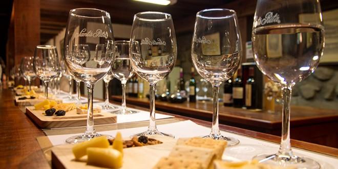 Melhores vinhos chilenos