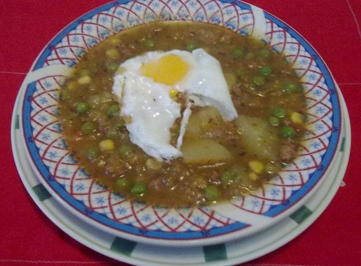 Pratos típicos do Chile