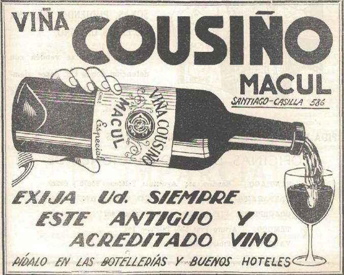 Viña Cousiño Macul