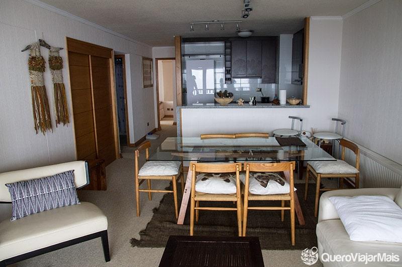 Apartamentos no Valle Nevado