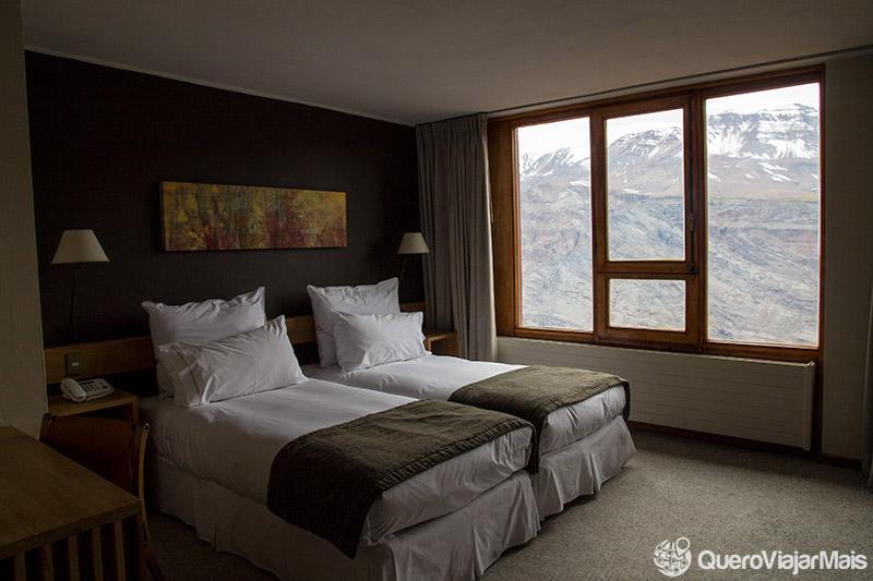 Hotéis no Valle Nevado