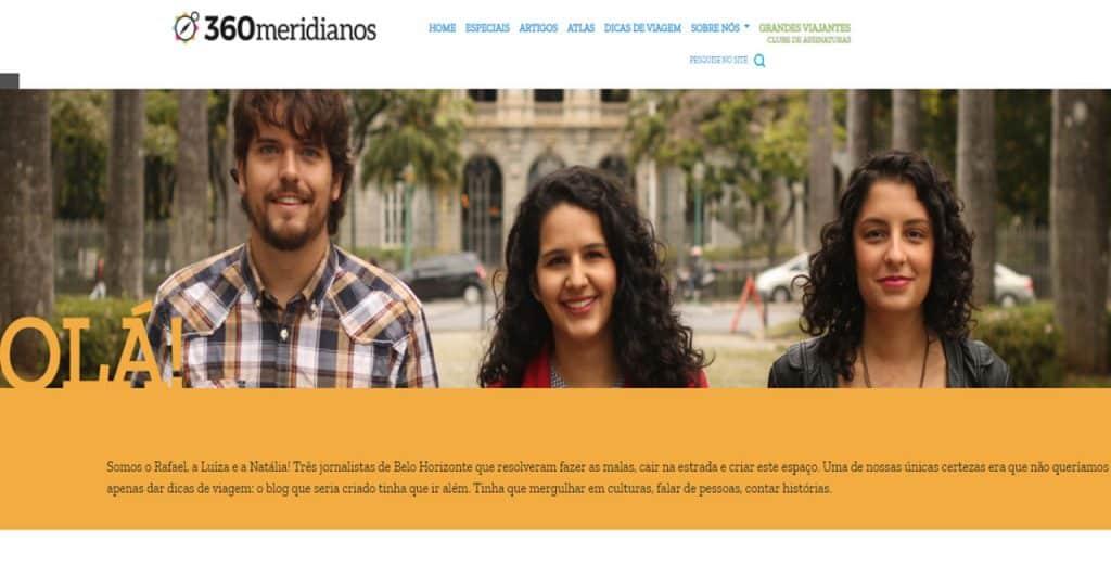 nomades digitais brasileiros 360 Meridianos