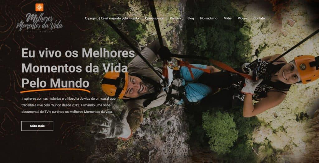nomades digitais brasileiros Melhores momentos da Vida