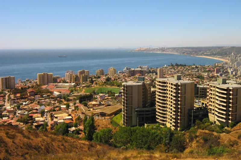 Como visitar Valparaíso