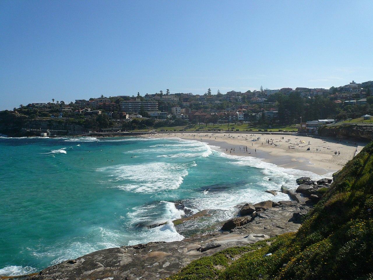 Famosas praias de Sydney