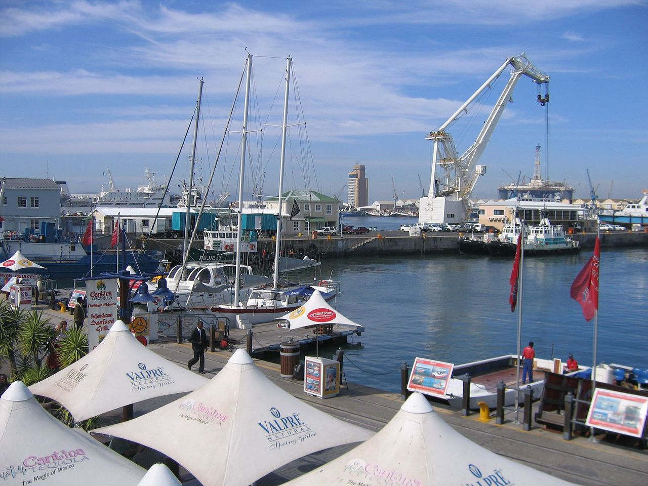 restaurantes recomendados em Cape Town