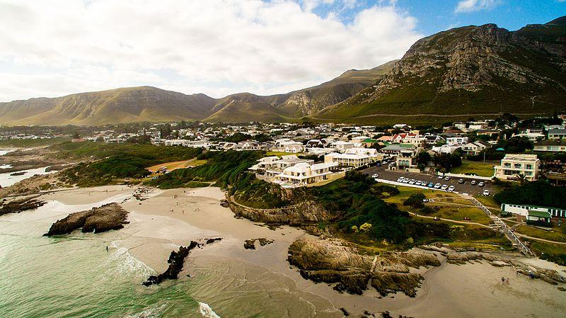 praias da áfrica do sul