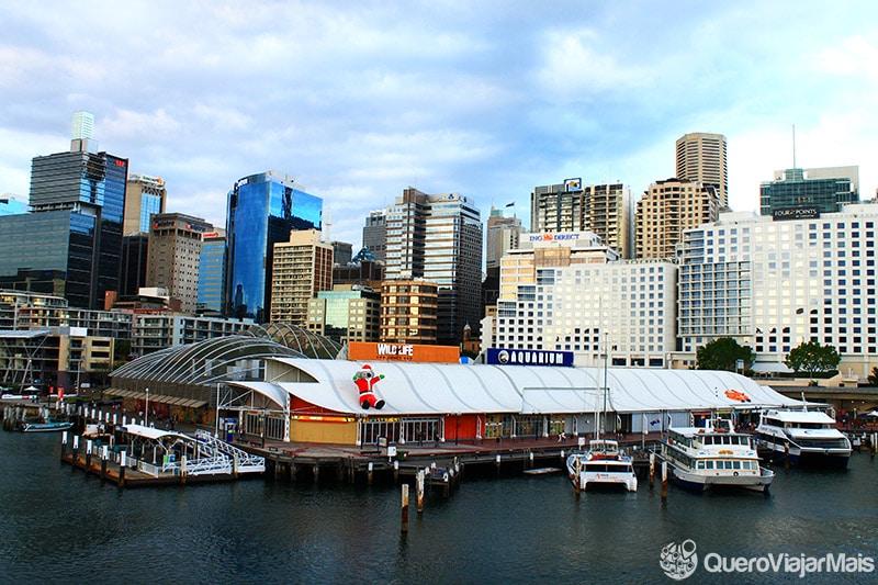 Principais atrações turísticas de Sydney