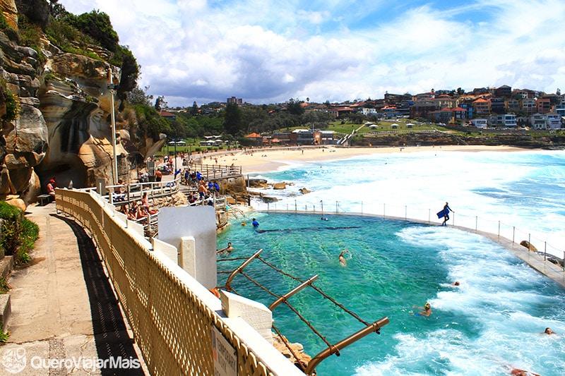Quais cidade visitar além de Sydney na Austrália